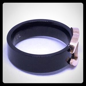 Jewelry - Titanium Steel Ring